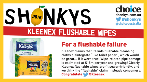 It's Time To Wipe Out Flushable Wipes