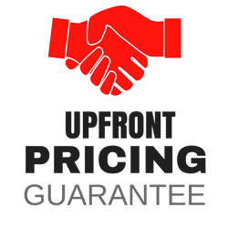 guaranteed upfront pricing